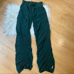 ZELLA like Lululemon Dance Studio pants Green sz 2